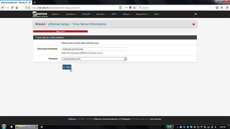 Install and Configure pfSense in Your Home Network « iceflatline