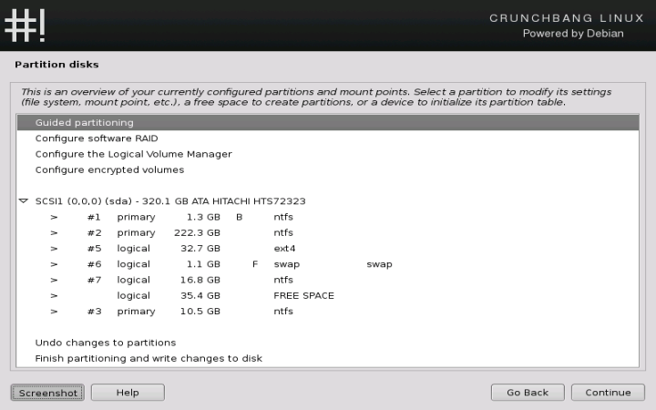 Install and Configure CrunchBang Linux on the Lenovo T410