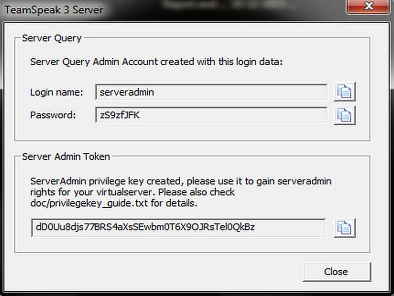 How to setup teamspeak 3 server on linux — photo 2