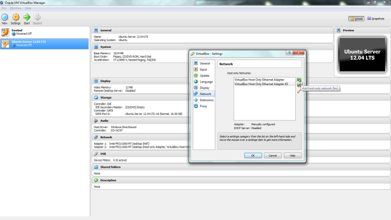 How To Access Your VirtualBox Guest VM From The Host Using