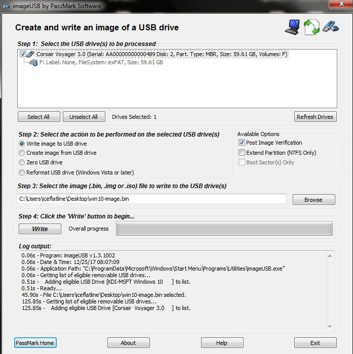 How to Clone Your Windows 10 Installation USB Drive to